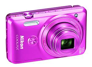 best point and shoot camera under 200 picture of Nikon COOLPIX S6900 Digital Camera