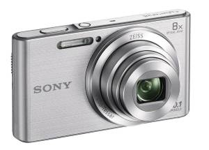 picture of sony DSCW830 20.1MP as best point and shoot camera under 200