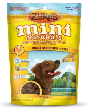 best dog treats picture of zukes mini naturals dog treats roasted chicken