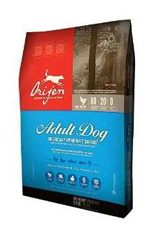 best dog food for pitbulls picture of orijen adult dog food 28.6 lb B0093OMIJ0 orijen dog food