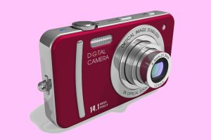 image of best digital camera under 100 dollars