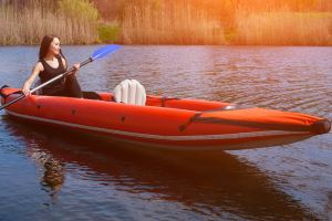 image of best inflatable kayak
