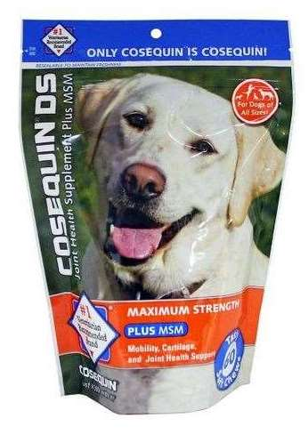 best glucosamine for dogs Nutramax Soft Chews image